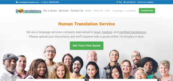 seo services for day translations